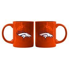 Denver Broncos Boelter NFL Rally Coffee Mug 11oz FREE SHIP!!