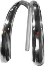 Velo Orange Zeppelin 700c x 52 Fender Set: Polished Silver (700c x 35- 42)