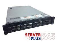 Dell PowerEdge R720 3.5 Server, 2x E5-2650V2 2.6GHz 8Core, 128GB, 8x 3TB, H710