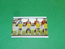 N°183 EQUIPE EQUIPO TEAM CHILE CHILI PANINI FOOTBALL COPA AMERICA 2007