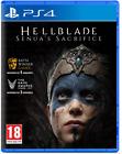 Hellblade Senua's Sacrifice PS4 Neuf sous blister