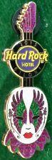 Hard Rock Hotel BILOXI 2015 MARDI GRAS PIN Masquerade Mask Guitar - HRC #81660