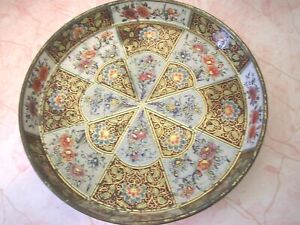 Daher Decorated Ware vintage metal Tray, made in England