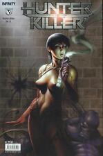HUNTER-KILLER 0 deutsch VARIANT-COVER-EDITION Joseph Michael Linsner (DAWN) NUDE