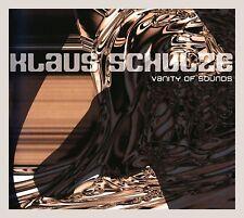 KLAUS SCHULZE - VANITY OF SOUNDS   CD NEW+