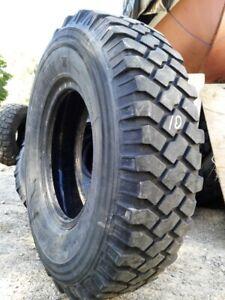8.25R16 Michelin XZL