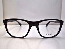 Authentic PRADA VPR29S UF7-1O1 Tortoise Eyeglass DEMO Frame Dummy Lens $299
