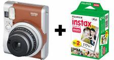 Fujifilm Instax Mini 90 NEO Classic Camera with 20 Shots - Brown