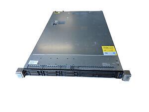 755258-B21 HP ProLiant DL360 Gen9 SFF CTO Server 2xPSU 775400-001