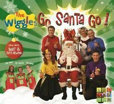 The Wiggles Go Santa Go CD Christmas Sirh70