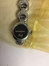 D&G Dolce & Gabbana DW0342  Ladies black dial Watch