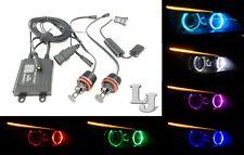 Angel Eyes LED WiFi 60W H8 Standlichtringe RGBW RGB für BMW E60 E61 E87 E90 E92