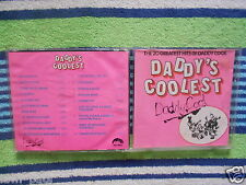 DADDY COOL / DADDY'S COOLEST  - JAPAN - GREATEST HITS  NO BARCODE