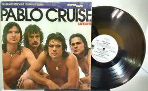 Pablo Cruise - Lifeline - NAUTILUS SUPER DISCS NR6