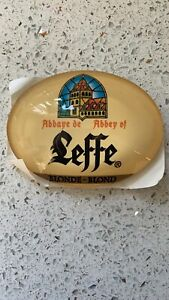 Leffe Oval Beer Tap Badge