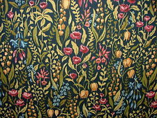 Cortina De Algodón Joya Kelmscott Tapicería Quilting fabric William Morris Estilo