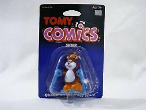 Tomy N°2556 Wind-Up Comics Bear Skier