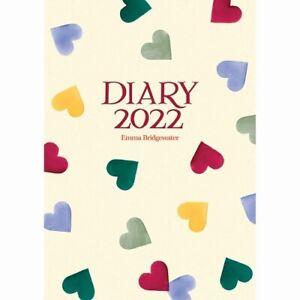 Emma Bridgewater Polka Heart A6 2022 Diary