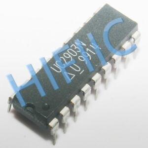 UC2903N UC2903 Quad Supply and Line Monitor