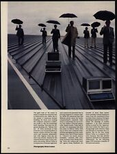 1982 COMPUTER CHIPS & Silicon Valley - STEVE JOBS - APPLE - 6pg Magazine Article
