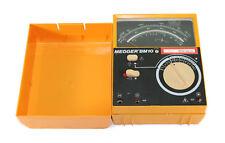 Analog Meter Megger BM10 Megohmmeter