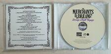 FIRST UK PRESS !!! The MERCHANTS OF DREAM CD ~ Strange Night Voyage ~ Tune In