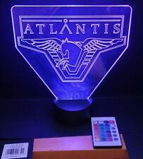Stargate Atlantis Led multicoloured light