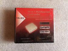 Nilox Cardreader Multicard Interno 1 Porta Usb 2.0 10NCXR1302001 3.5