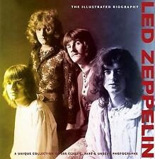 Led Zeppelin : The Illustrated Biography by Atlantic Publishing,Croxley Green (Hardback, 2009)