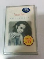 Antonio Flores Antologia 17 Canciones Exitos 1996 - Cinta Cassette Nueva