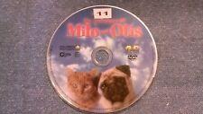 The Adventures of Milo and Otis (DVD 2005) Kyôko Koizumi, Jacobsen DISC ONLY