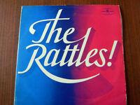 The Rattles LP 1975 Muza Rec. Made in Polen SX 1238