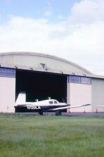 Original 35mm Aircraft slide Mooney M.20E Chaparral #11