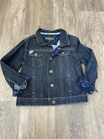 Ted Baker Dark Blue Denim Jacket Boys Age 3-4