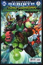 Hal Jordan & The Green Lantern Corps Rebirth #29 Barry Kitson Cover Comic