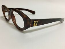 f18a583114 GIANNI VERSACE MOD.461 COL.900 BROWN GLASSES FRAMES