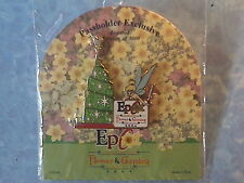 TINKERBELL TOPIARY  EVENT PASSHOLDER  EXCLUSIVE FLOWER AND GARDEN WDW PIN
