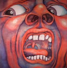 KING CRIMSON - In The Court Of The Crimson King (remastered) - Vinyl (LP)