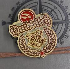 New Harry Potter Hogwarts Logo Metal Badge Metal Pin Brooches Men Otaku Gift
