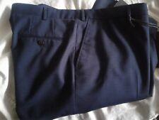 $345 Pal Zileri  super 130  Wool regular  Fit Flat Front Dress Pants  36
