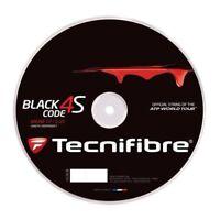 Tecnifibre Black Code 4S 200M String Reel - 1,25 mm