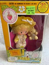 Kenner butter cookie jelly bear doll strawberry shortcake vintage 43960 NIB