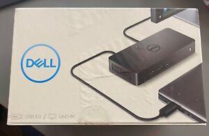 Dell D3100 USB 3.0 UHD Docking Station