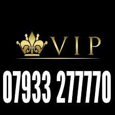 GOLD O2 MEMORABLE EASY VIP MOBILE PHONE NUMBER SIM CARD MEMORABLE BUSINESS UK