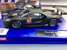Carrera 30857 Digital & Analog Ford GT #67 Black 1/32 Scale Slot Car W/Lights