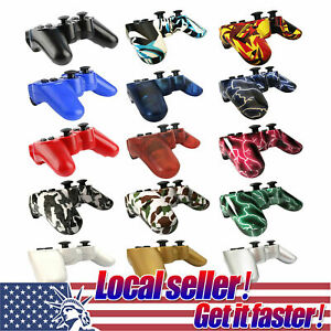 USA 1/2x Wireless Bluetooth Gamepad Controller For Sony PS3 Playstation 3