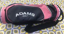 Adams Super S Womens Pink Golf Bag Brand New