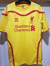 Warrior Liverpool Away Football Shirt 2014/15 Medium