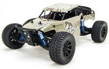 Thunder Tiger RC Car 1/10 JACKAL desert buggy 4WD 6544-F111 Gray RTR