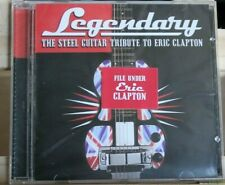 Legendary:Steel Guitar Tribute to Eric Clapton (#81)